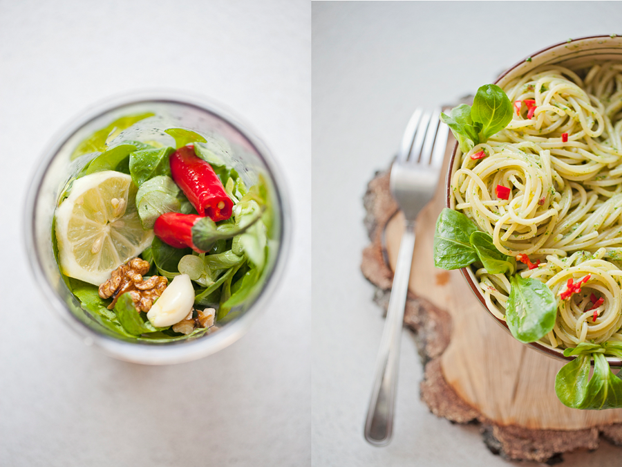 makaron fotografia kulinarna