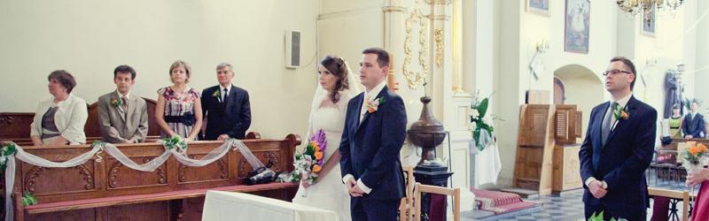 reportaż ślubny zaklików