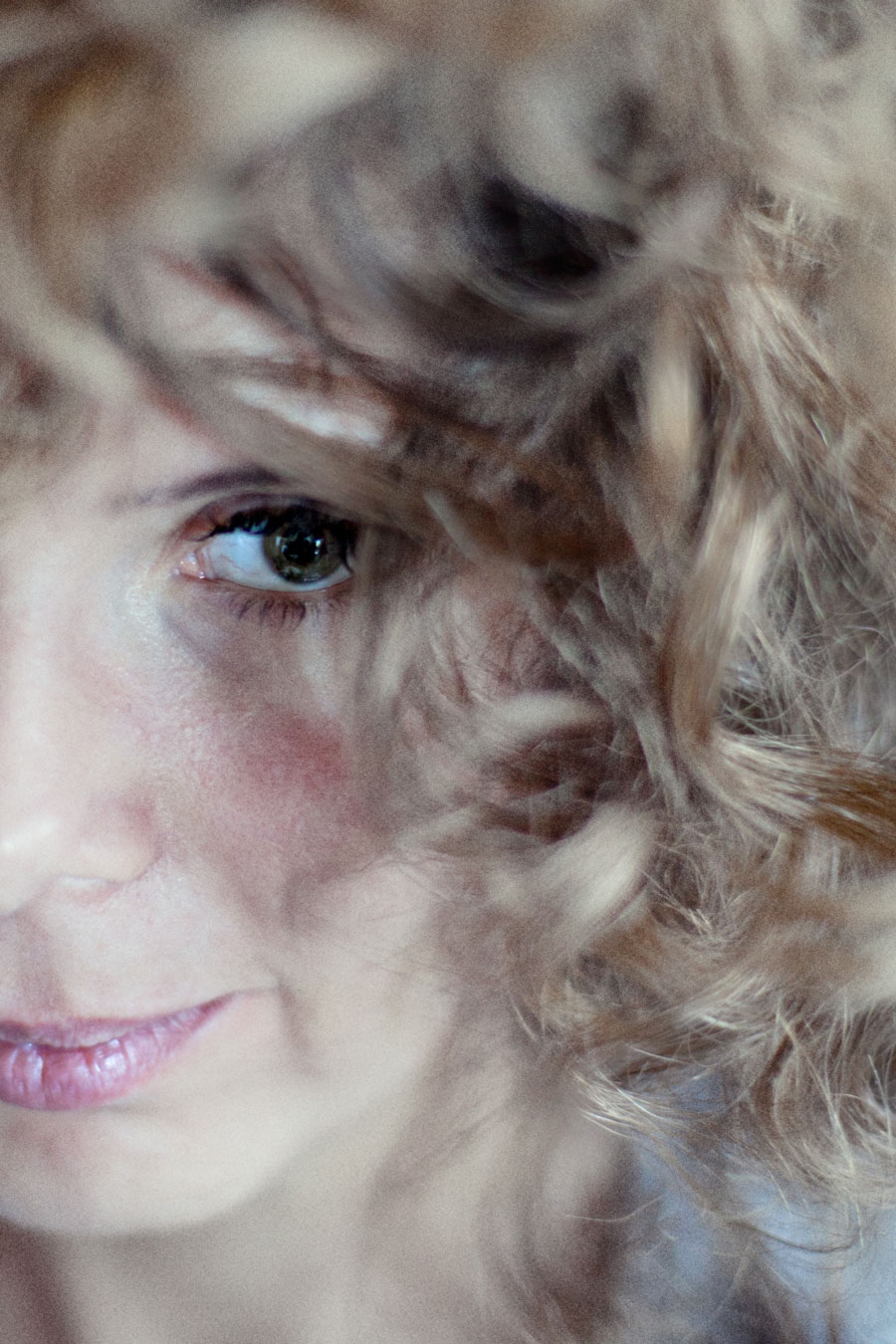 portret panny młodej autor pani fotograf Agnieszka Szczechowiak-Szne