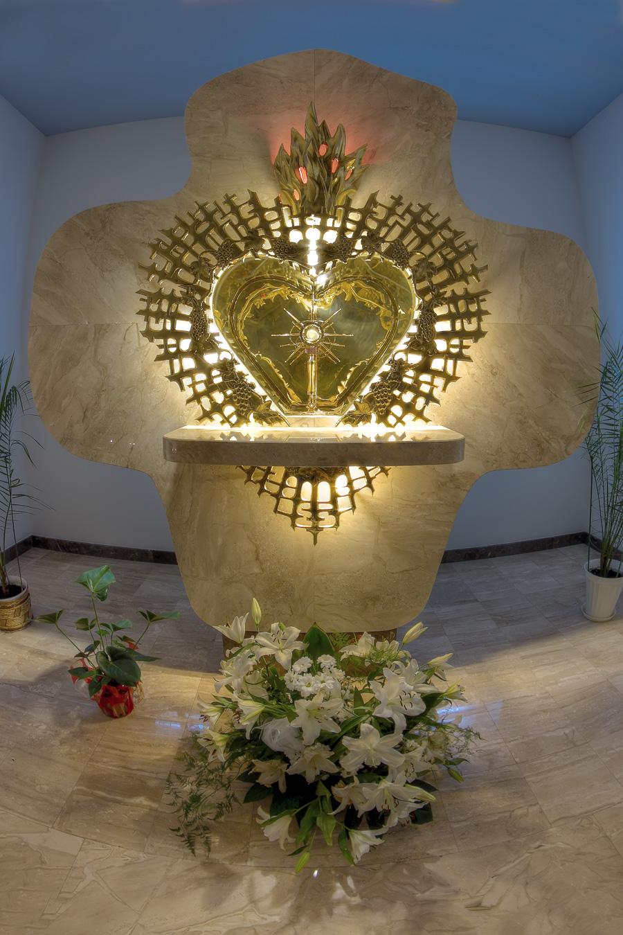 Kaplica w Parafii NMP w Bełchatowie