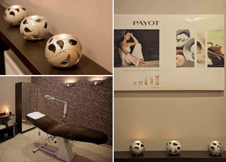 fotografia wnętrz gabinet masażu
