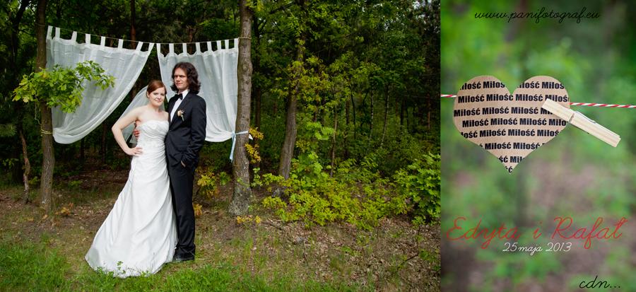 zdjęcia z pleneru ślubnego w Bełchatowie