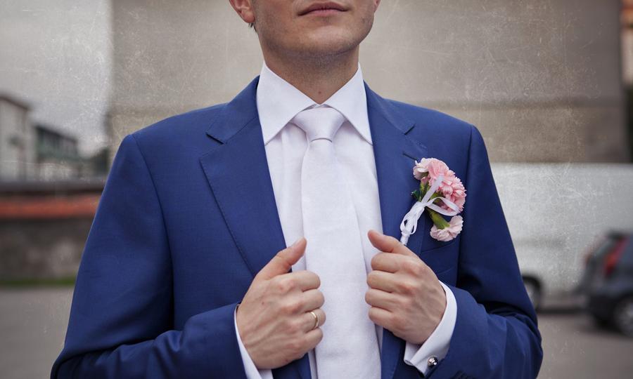 klip ślubny