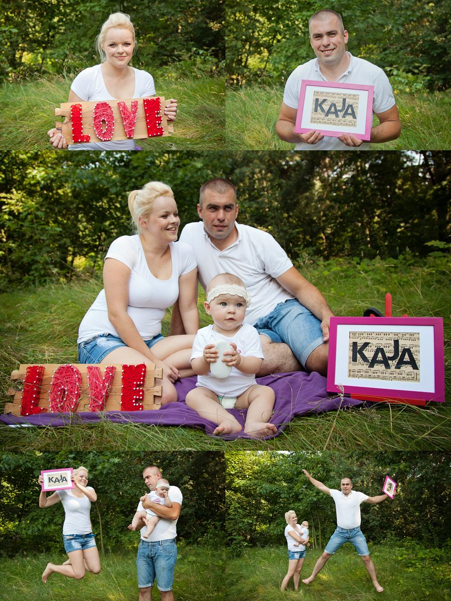 zdjęcia Kaji z rodzicami