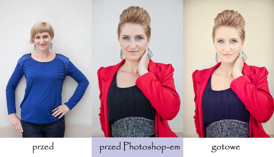 Portret Glamour u Pani Fotograf