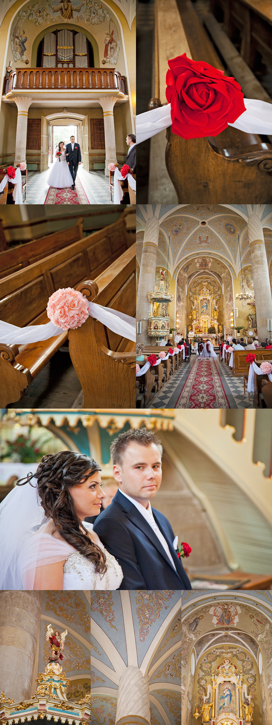 Ula i Rafał ślub
