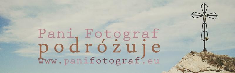 Pani Fotograf w podróży