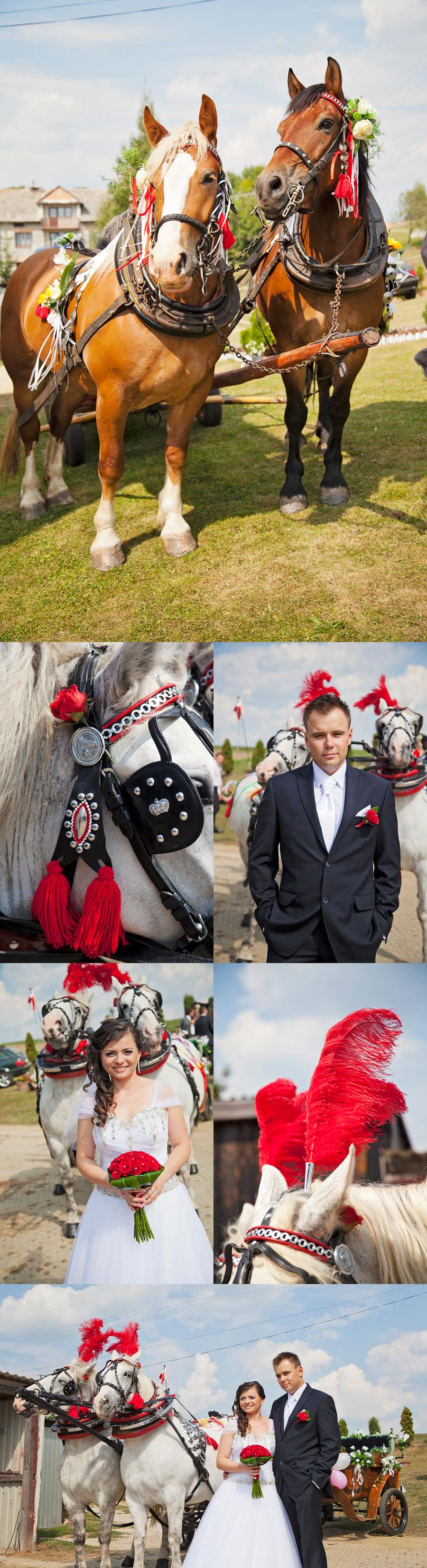 przygotowanie do ślub uli i rafała