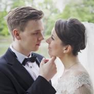 Plener ślubny Ani i Szymona – Głogów i zamek w Czernej
