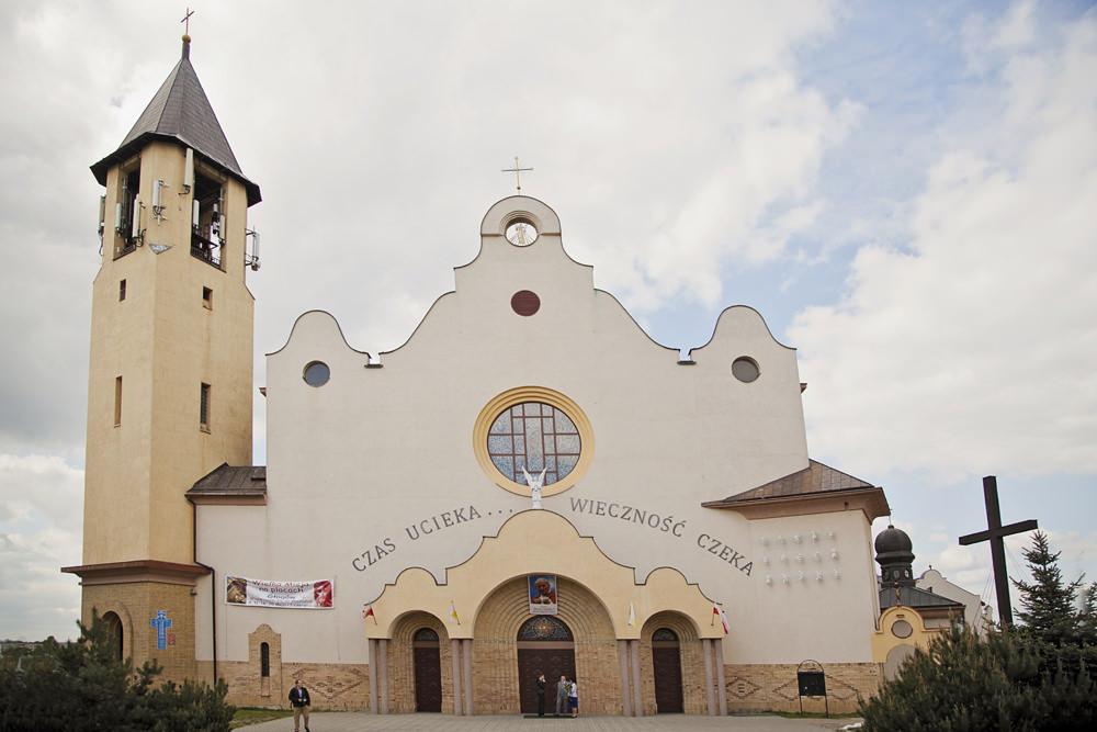 Parafia Rzymsko-Katolicka p.w. Najświętszej Maryi Panny Królowej Polski w Głogowie
