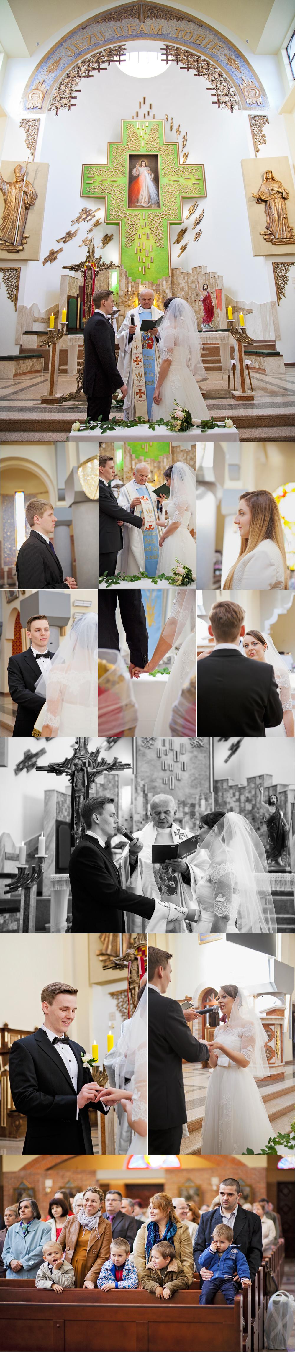 fotografia ślubna Ani i Szymona Głogów