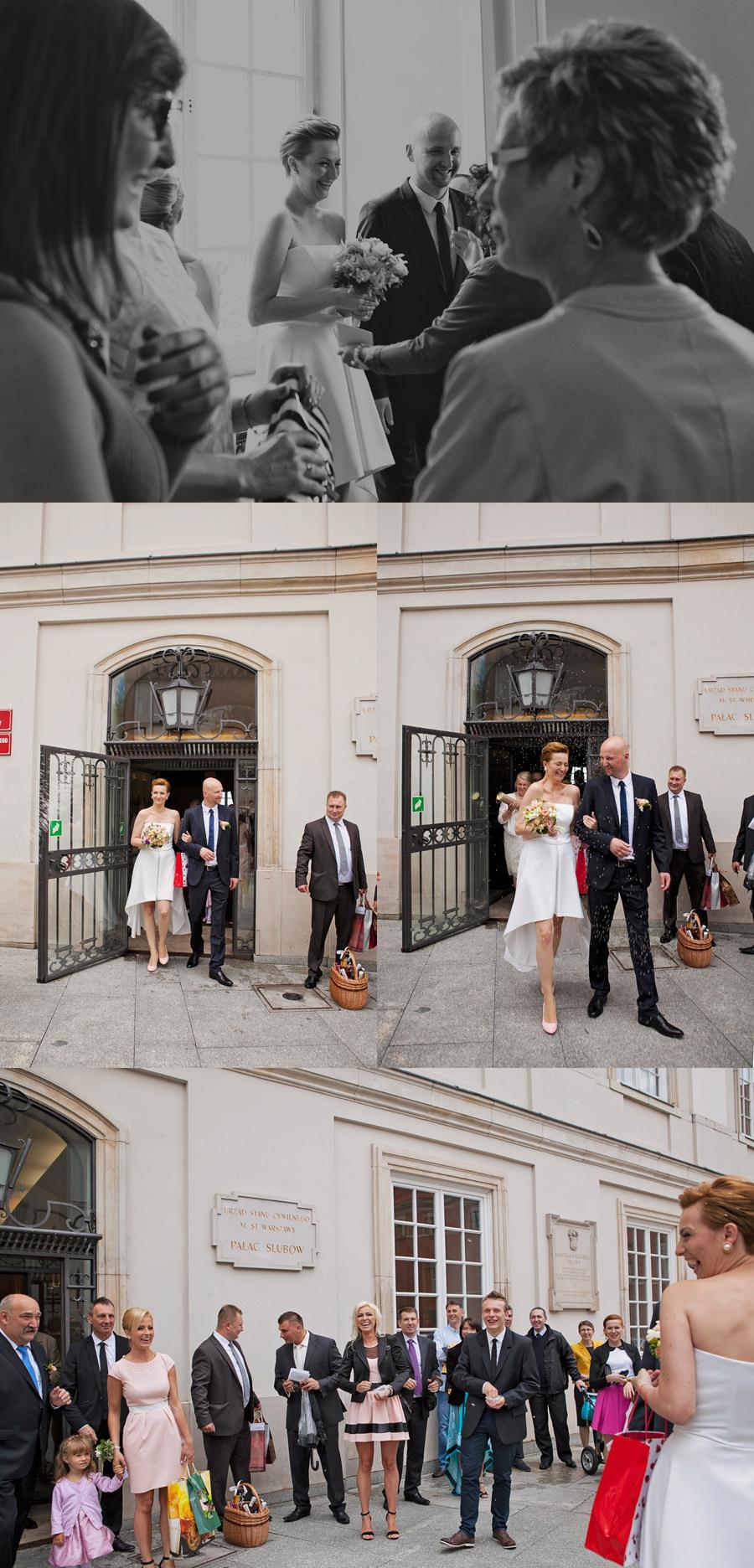 fotografia ślubna w Warszawie