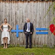 Mini plener w dniu ślubu Marty i Kacpra