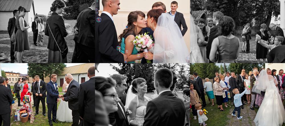Pani fotograf zjęcia ślubne 1