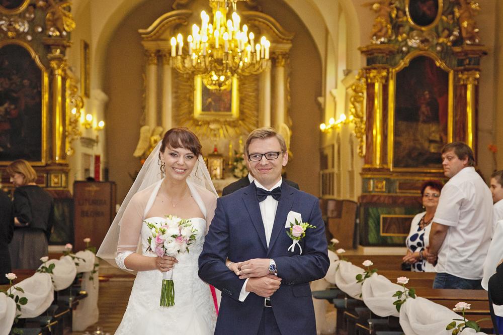 Pani Fotograf zdjęcia ze ślubu Marceliny i Łukasza