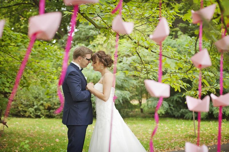 zdjęcia ślubne w Wilanowie warszawa