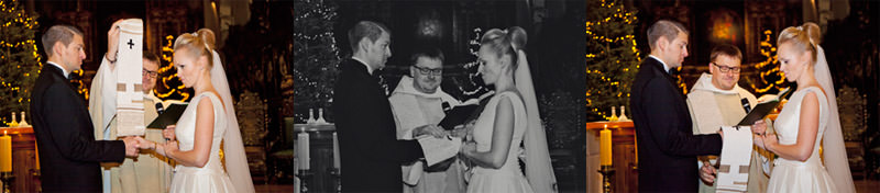 fotografia ślubna dominikanie w gdańsku