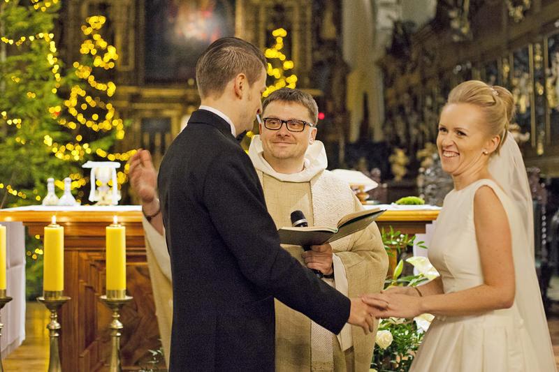 ślub w kościele św mikołaja gdańsk