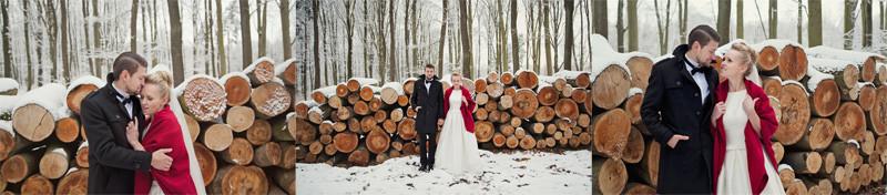 zima-ślub-plener-Głogów