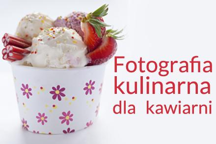 fotografia kulinarna dla kawiarni