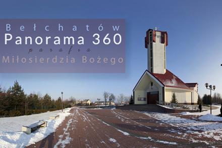 panorama 360 dla parafii