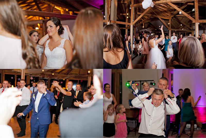 reportaż z przyjęci weselnego