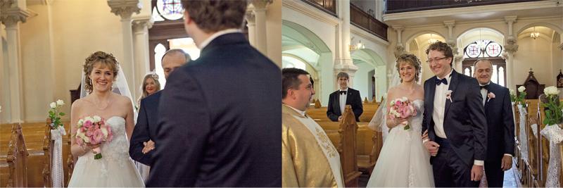 fotograf na ślub Łódź jezuici