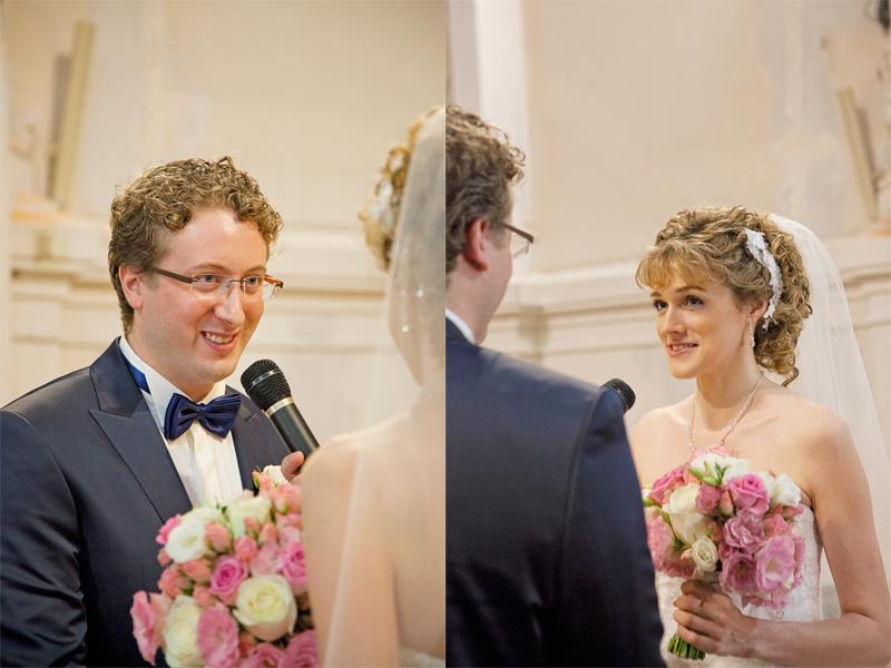 fotograf ślubny przysięga małżeńska