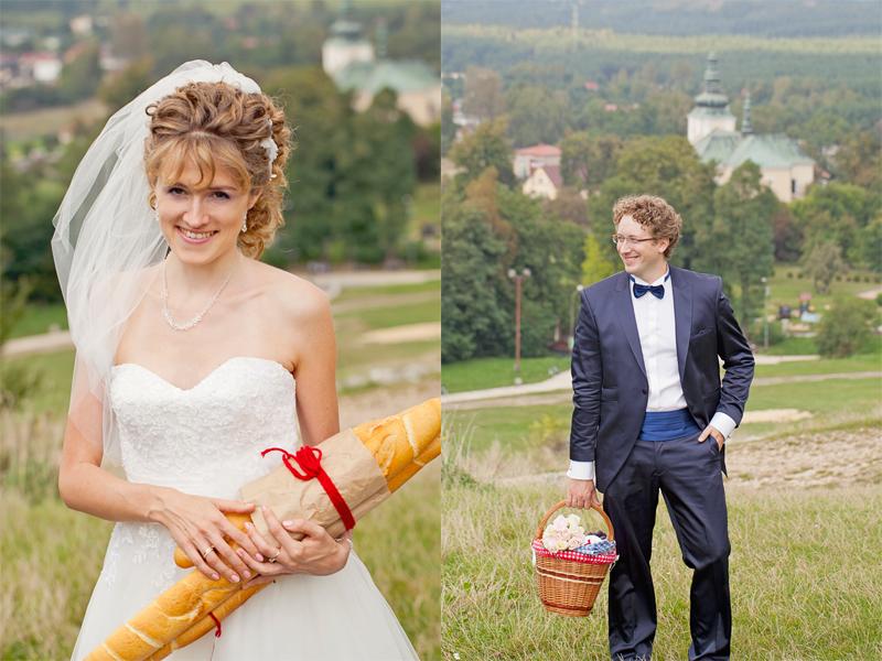piknikowy plener ślubny częstochowa