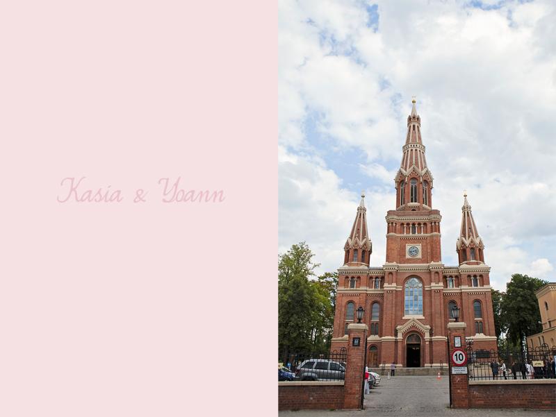 fotografia ślubna Łódź sienkiewicza jezuici