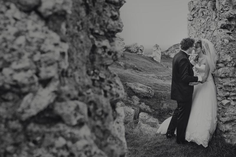 plener ślubny zamek olsztyn