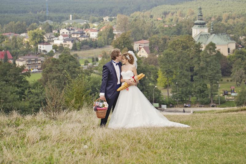 sesja ślubna stylizowana olsztyn