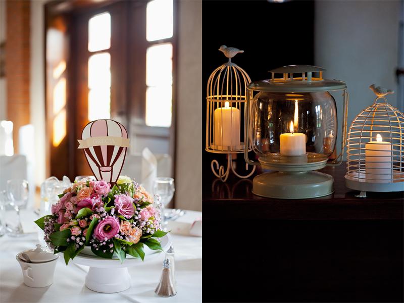 zdjęcia dekoracji ślubnych