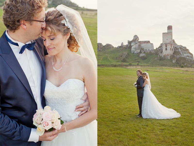 zdjęcia plener ślubny Częstochowa