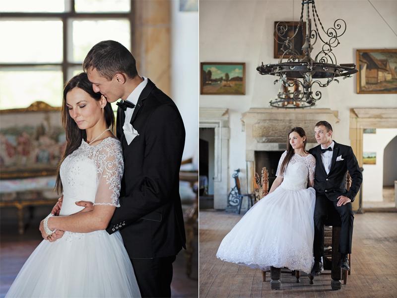 zamek Grodziec fotograf ślubny