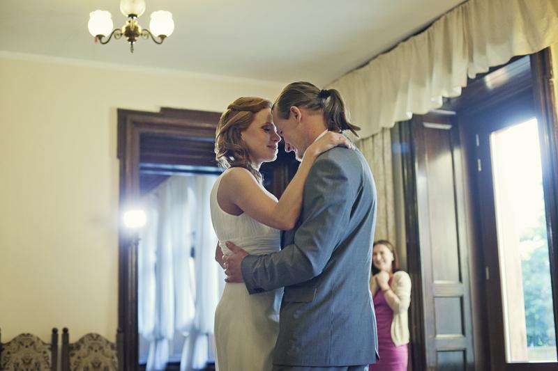 pierwszy taniec zamek sobótka ślub