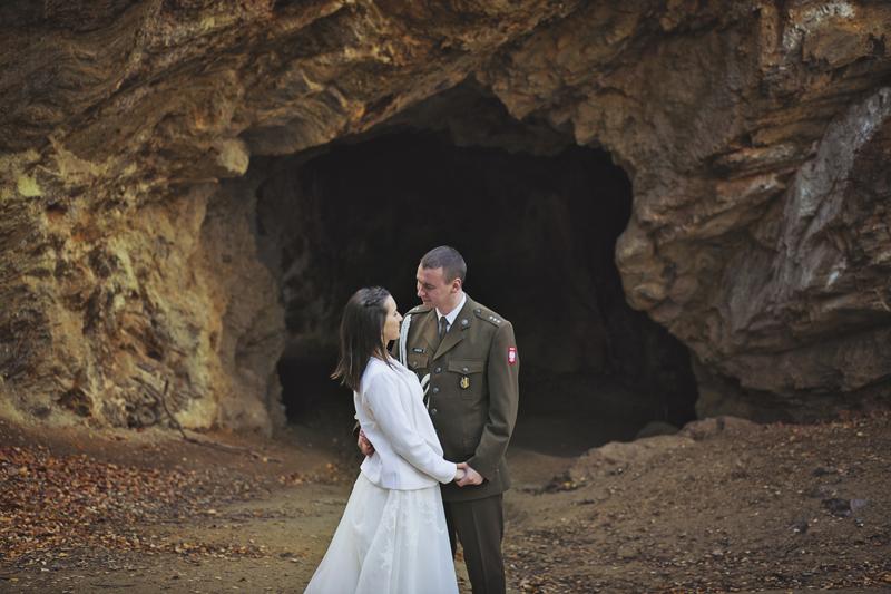 kolorowe jeziorka zdjęcia ślubne