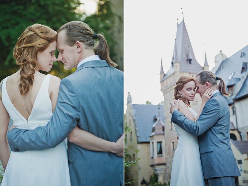 zamek sobótka ślub