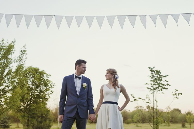 ślub w osadzie młynskiej