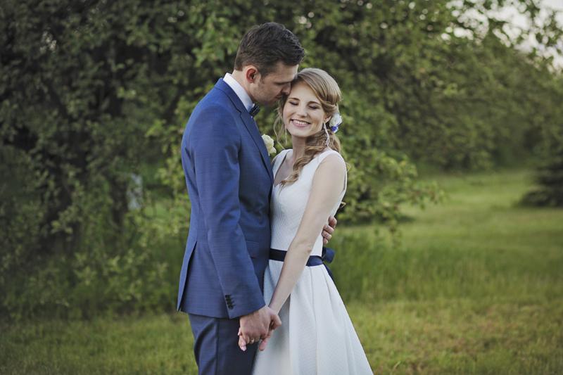 Osada Młyńska - ślub
