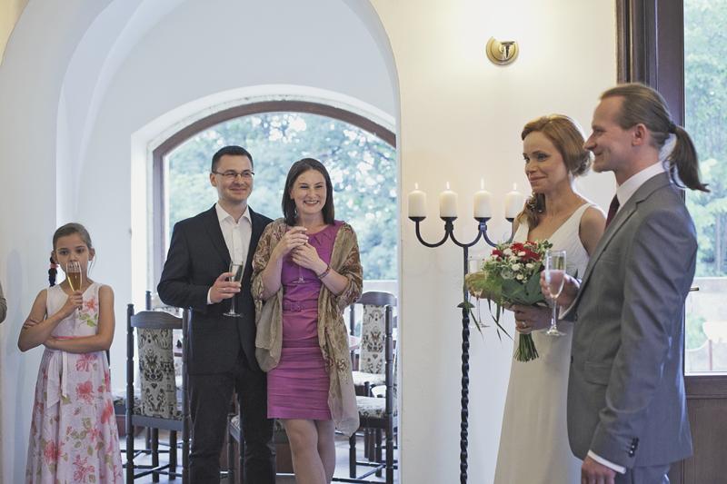 para młoda ślub zamek sobótka wrocław